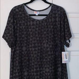 🔥 (NWT) LuLaRoe Carly Dress Size 2XL